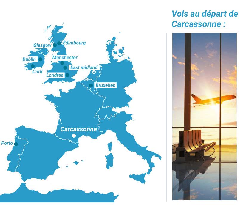 Aeroport carcassonne